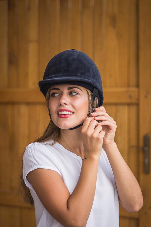 Country Side Portrait of Denina Martin