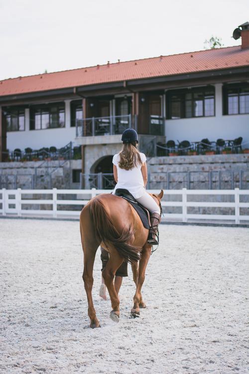 Horseback Riding Denina Martin