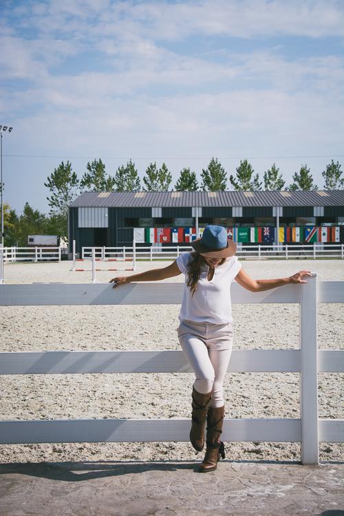 Trakietz Horseback Riding Country Side