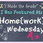 Featured On Home{work} Wednesdays