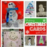 http://mumsmakelists.blogspot.co.uk/2013/10/Christmas-cards-with-kids.html