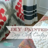 http://theturquoisehome.com/2013/10/diy-drop-cloth-curtains/