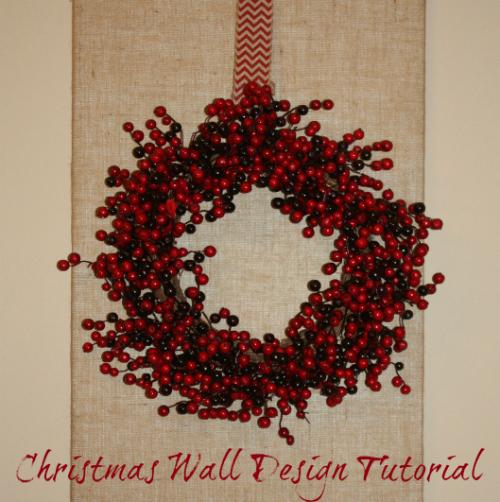 christmas wall design 500