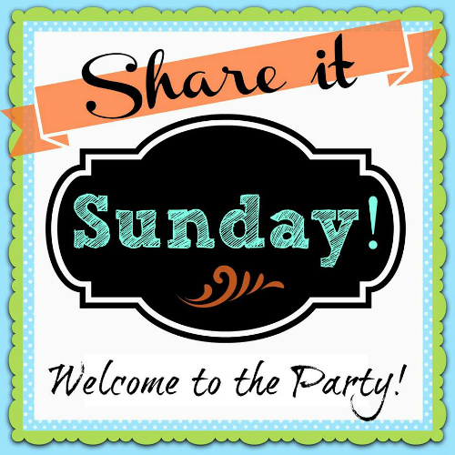 Share it Sunday Feature 500
