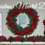christmas mantel feature 150x150 Christmas Home Tour