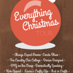 everything christmas tour new 150x150 Christmas Mantel Decor