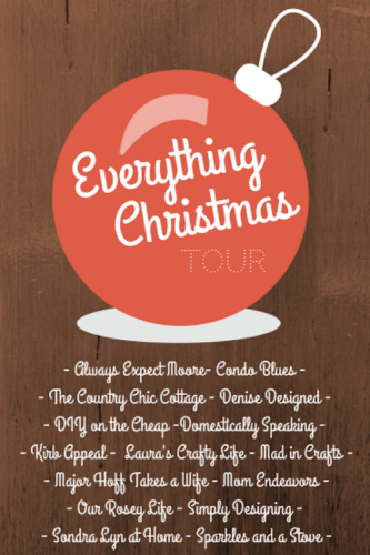 everything christmas tour new 333x500 Christmas Mantel Decor