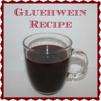 Gluehwein Recipe
