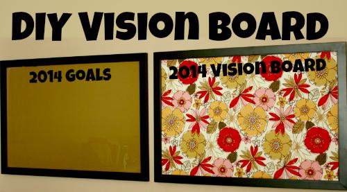 DIY Vision Board