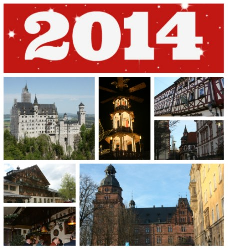 A New Year In Germany