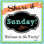 Share it Sunday Feature 500 150x150 Last Day to Enter Two Giveaways