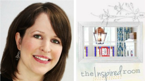 The Inspired Room on Home Tour Tuesdays