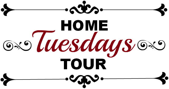 home tour tuesdays