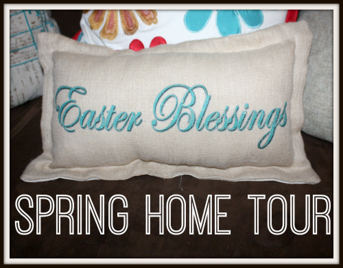 Spring Home Tour Feature