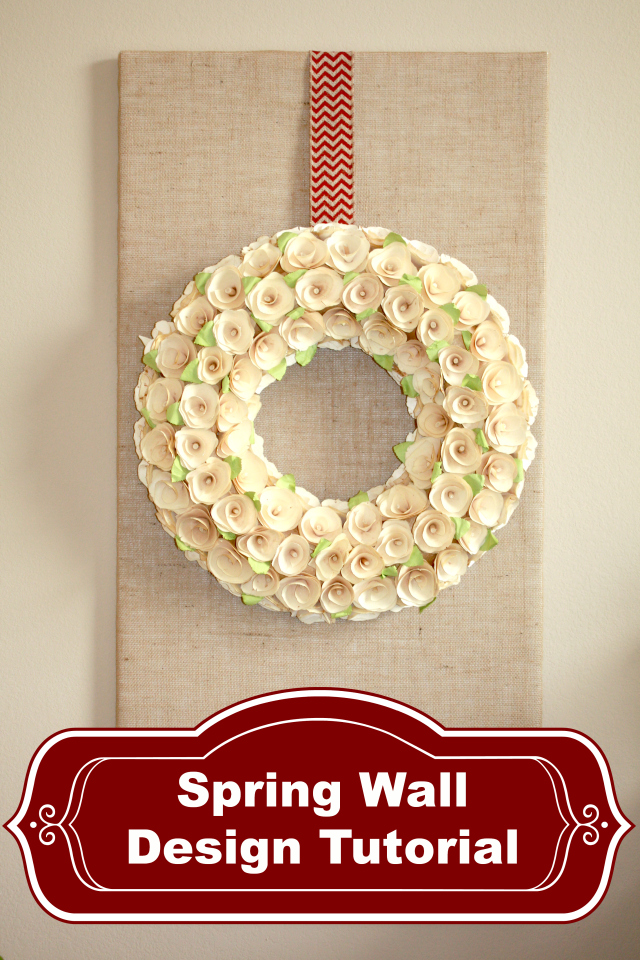 Spring Wall Design Feature 640