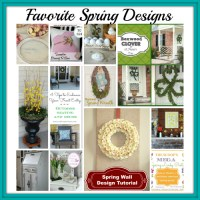 Favorite Spring Designs