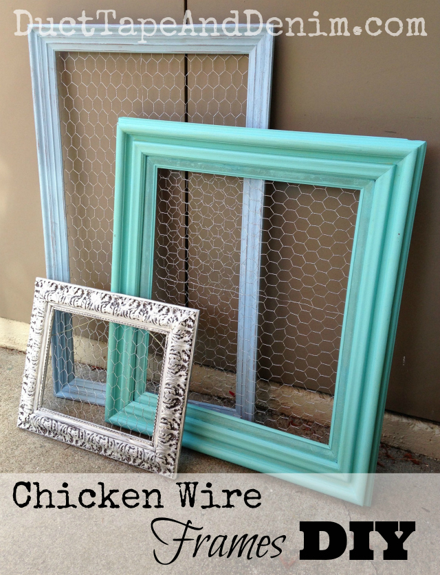 Chicken-wire-frames-DIY.-A-quick-easy-way-to-display-jewelry.-DuctTapeAndDenim.com_