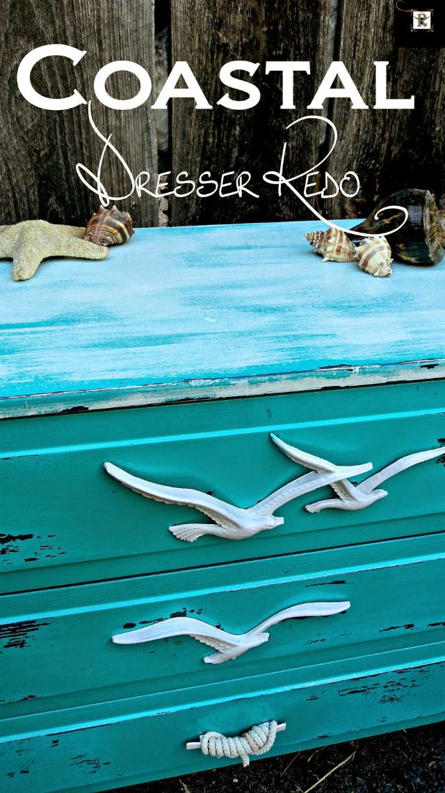coastal dresser redo