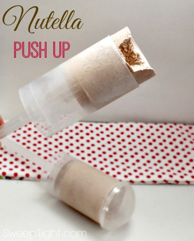 nutella-push-up