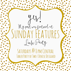 New Sunday Features Featured