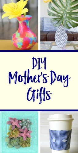 DIY Mothers Day Gifts at Sunday Features {75}