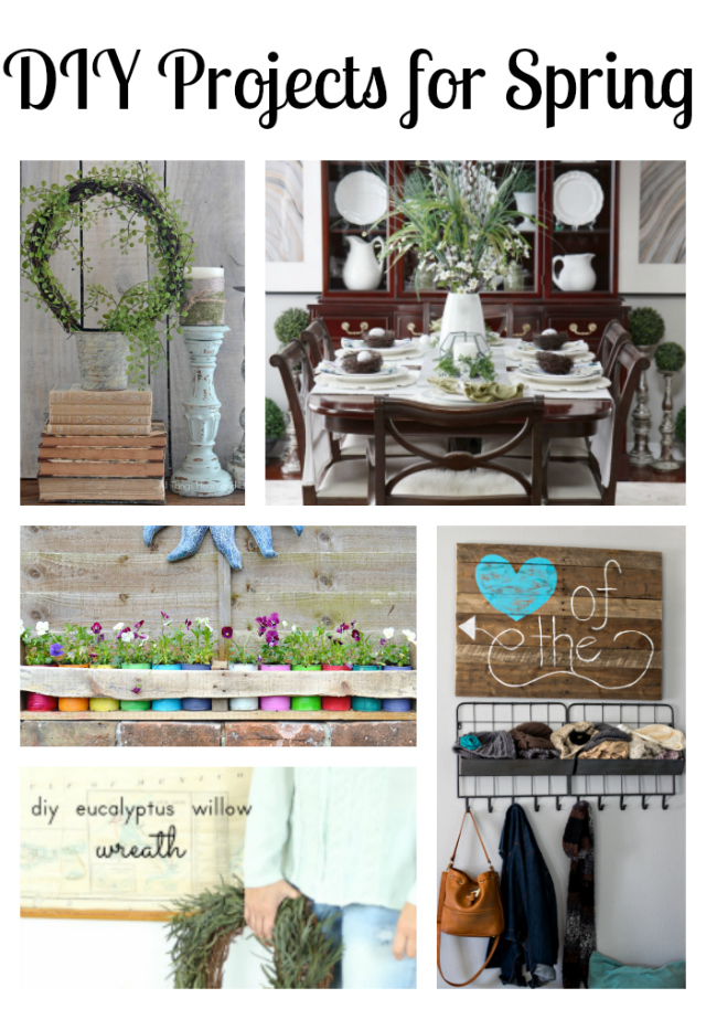 DIY Projects for Spring 640