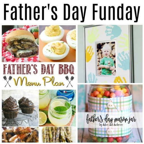 Father's Day Funday at Sunday Features {130}