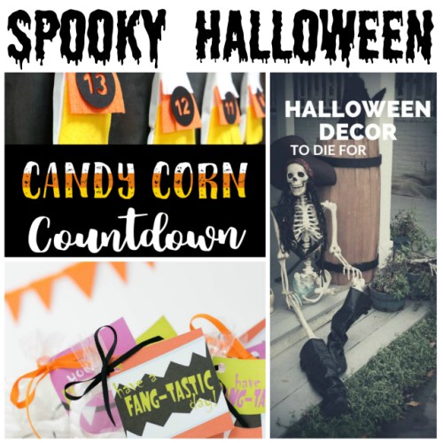 Spooky Halloween at Sunday Features {145}