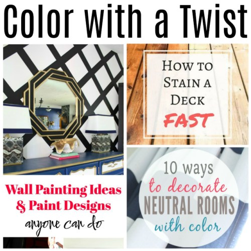 Color with a Twist at Sunday Features {177}