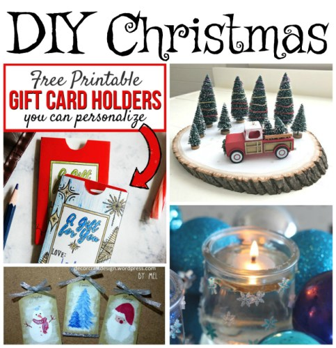 DIY Christmas at Sunday Features {207}