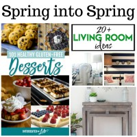 Spring into Spring at Sunday Features {215}