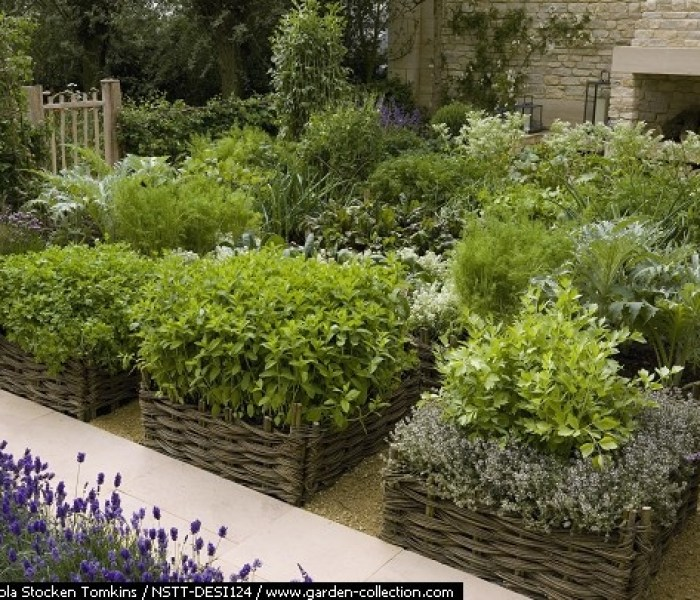 basket raised beds