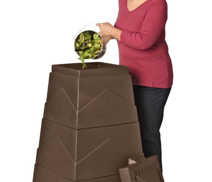Eco stack composter
