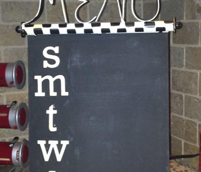 menu chalk2