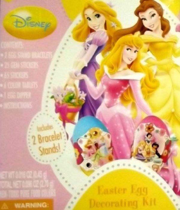 Princess egg dye
