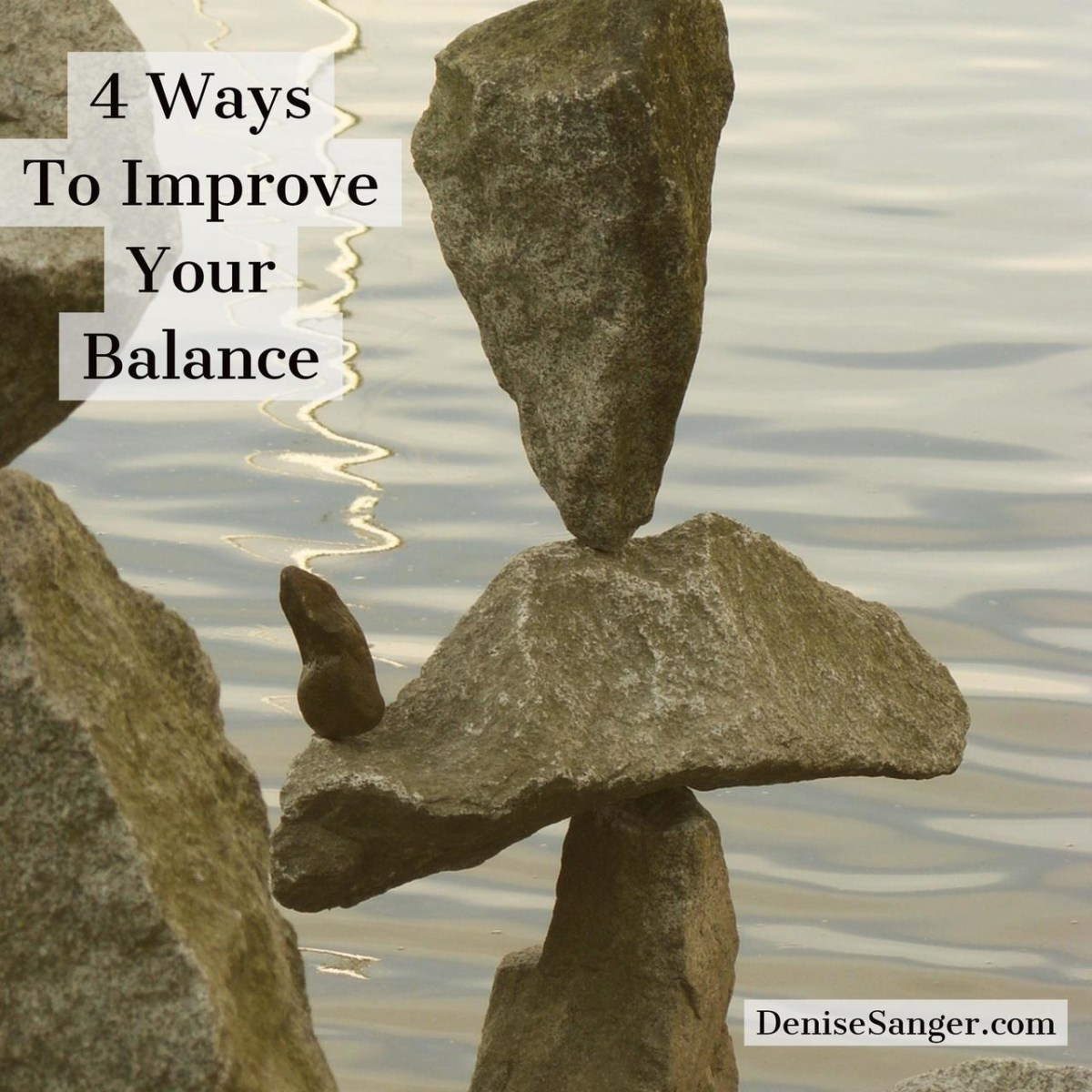 Why you need to improve your balance.