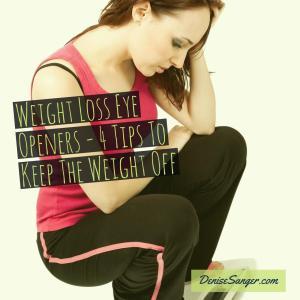 4 tips to keep weight off denisesanger.com