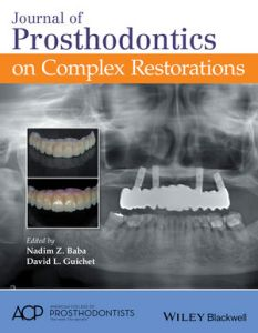 journal-of-prosthodontics-on-complex-restorations