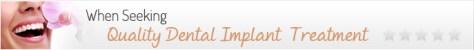 When Seeking Quality Dental Implant Treatment Choose Pi Dental Center