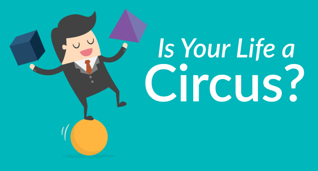 Is Your Life a Circus? Become a Ringleader! Dental Topics
