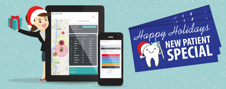 Holiday Dental Marketing Tools and Tips for Your Practice