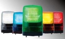 Đèn tín hiệu LHF PATLITE lắp xe nâng