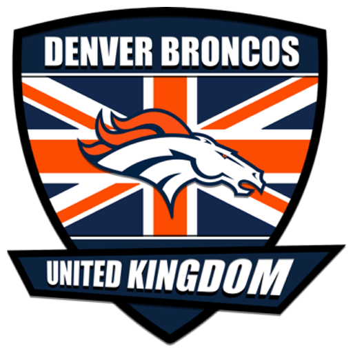 丹佛 Broncos UK logo