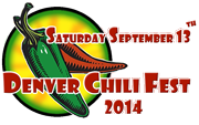 Denver Chili Fest Saturday Sept 13