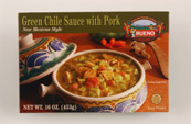 Green Chile Sauce with Pork from Bueno