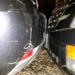 car bumpers Denver parking