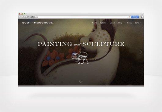 DepartmentD.com - ScottMusgrove.com-Homepage-1