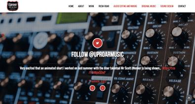 DepartmentD.com - UproarMusicAndSound.com - Twitter Feed