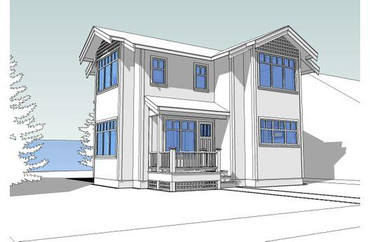 Ver planos de casas para construir en etapas planos de - Habitaciones para tres ...
