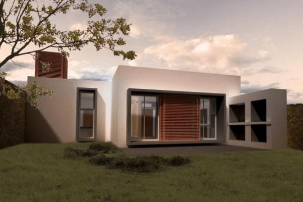 Casa Sauco de 3 dormitorios del plan PRO.CRE.AR
